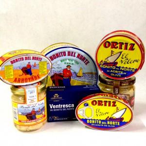 Bonito Del Norte from Ortiz and Arroyabe